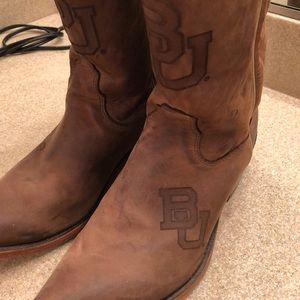 Baylor University boots